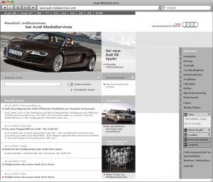 Media Services (Audi)